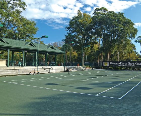 Tennis Program - Palmetto Dunes Oceanfront Resort - one of the best tennis resorts for your tennis holidays in Hilton Head Island (South Carolina)