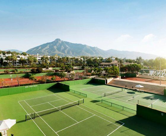 Tennis Program - Puente Romano Beach Resort - one of the best tennis resorts for your tennis holidays in Marbella (Spain)