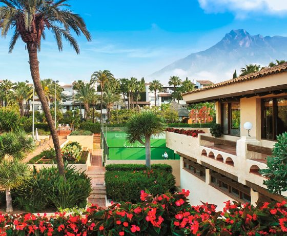 Photo Gallery - Puente Romano Beach Resort - one of the best tennis resorts for your tennis holidays in Marbella (Spain)