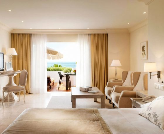 Rooms & Suites - Puente Romano Beach Resort - one of the best tennis resorts for your tennis holidays in Marbella (Spain)