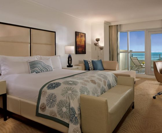 Rooms & Suites - The Ritz-Carlton Key Biscayne - one of the best tennis resorts for your tennis holidays in Miami (USA)