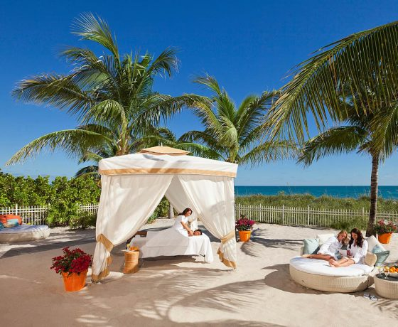 Spa & Wellness - The Ritz-Carlton Key Biscayne - one of the best tennis resorts for your tennis holidays in Miami (USA)