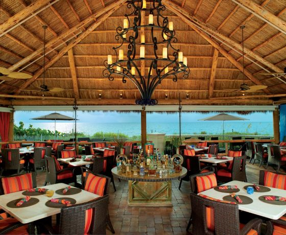 Restaurants & Bars - The Ritz-Carlton Key Biscayne - one of the best tennis resorts for your tennis holidays in Miami (USA)
