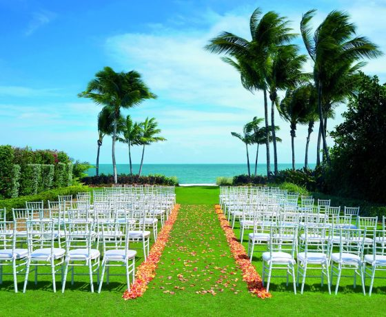 Wedding & Honeymoon - The Ritz-Carlton Key Biscayne - one of the best tennis resorts for your tennis holidays in Miami (USA)