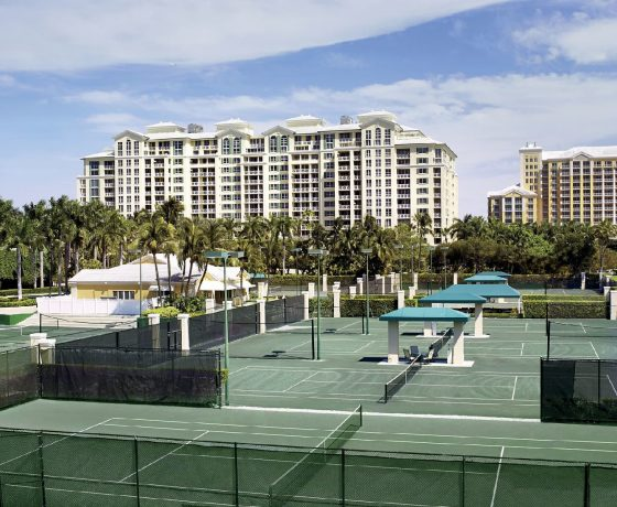 Tennis Program - The Ritz-Carlton Key Biscayne - one of the best tennis resorts for your tennis holidays in Miami (USA)