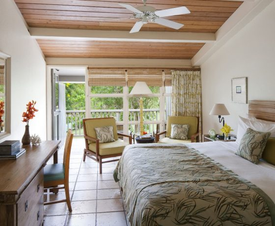 Rooms & Suites - The Caneel Bay Resort - one of the best tennis resorts for your tennis holidays in U.S. Virgin Island