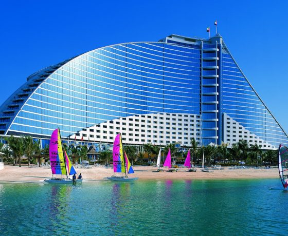 Activities & Experience - Jumeirah Beach Hotel - one of the best tennis resorts for your tennis holidays in Dubai ( UAE )