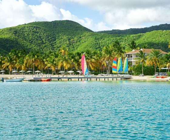 Activities & Experience - Carlisle Bay Resort - one of the best tennis resorts for your tennis holidays in Antigua (USA)