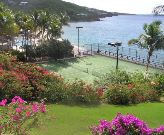 Tennis Program - Frenchman Reef & Morning Star Marriott Beach - one of the best tennis resorts for your tennis holidays in U.S. Virgin Island