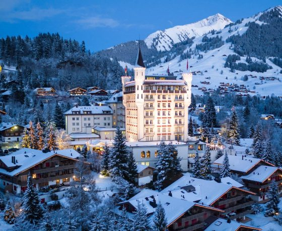Offers & Deals - Gstaad Palace Hotel Switzerland - one of the best tennis resorts for your tennis holidays in Switzerland