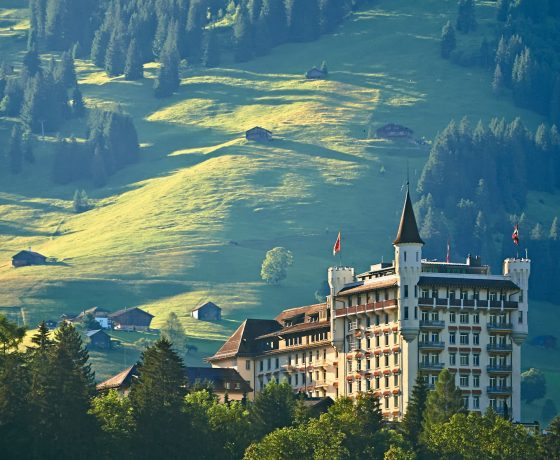 Photo Gallery - Gstaad Palace Hotel Switzerland - one of the best tennis resorts for your tennis holidays in Switzerland