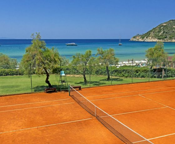 Tennis Program - Hotel Hermitage - one of the best tennis resorts for your tennis holidays in Isola (Italy)
