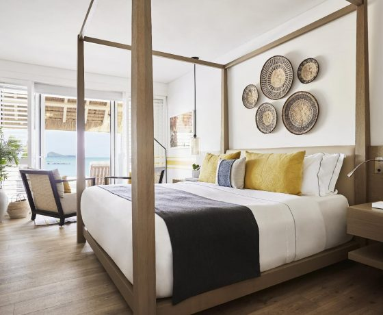 Rooms & Suites - LUX* Grand Gaube - one of the best tennis resorts for your tennis holidays in Mauritius