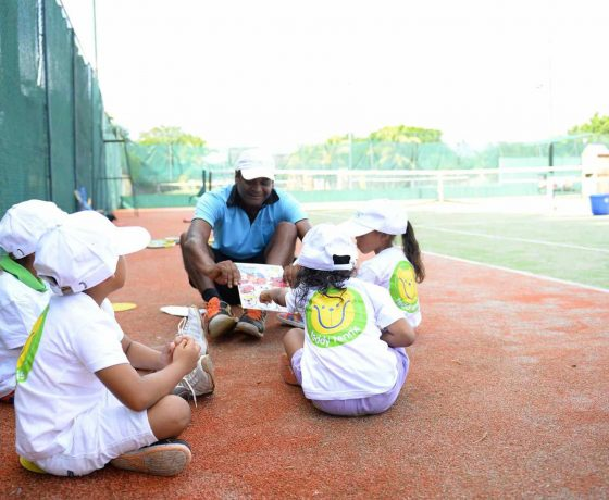 Tennis Program - LUX* Grand Gaube - one of the best tennis resorts for your tennis holidays in Mauritius