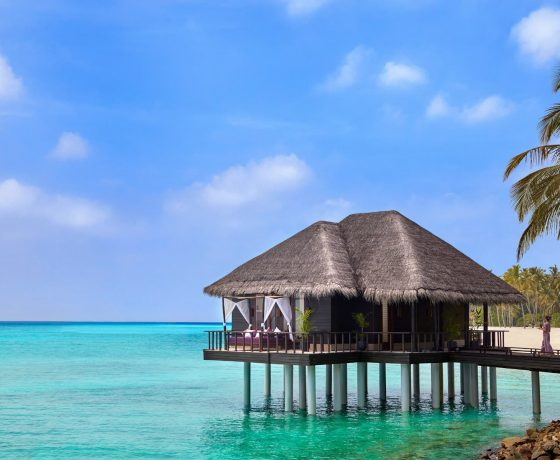 Reviews & Ratings - One & Only Reethi Rah - one of the best tennis resorts for your tennis holidays in Maldives.