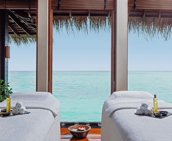 Spa & Wellness - One & Only Reethi Rah - one of the best tennis resorts for your tennis holidays in Maldives.