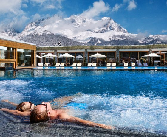 Wedding & Honeymoon - Stanglwirt Bio-Hotel - one of the best tennis resorts for your tennis holidays in Austria