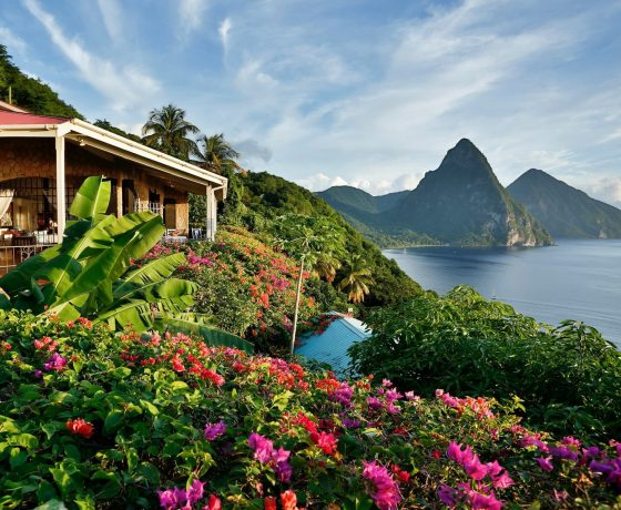 Photo Gallery - Tamarind House - St. Lucia - one of the best tennis resorts for your tennis holidays in North America